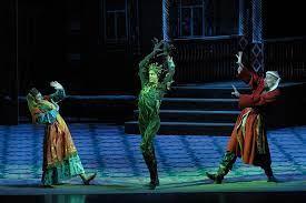 Онлайн-премьера балета «Шурале» состоялась в  Душанбе и в Худжанде