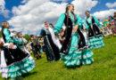 В Варзобском районе прошел национальный праздник «Сабантуй»