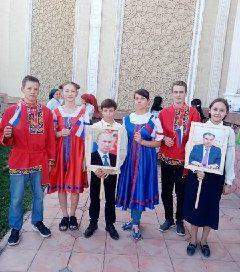 В честь празднования 30-летия Государственной независимости в Бохтаре проходит подготовка